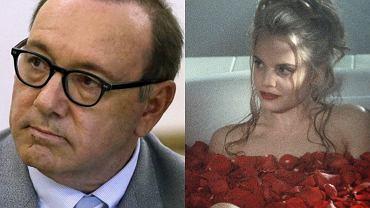 """Aktorka z """"American Beauty"""" po latach wspomina pracę na planie z Kevinem Spaceyem. """"Zaprowadził mnie do pustego pokoju"""""""
