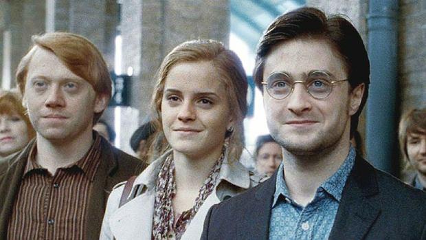 Harry Potter And The Deathly Hallows, reż. David Yates, prod. Warner Bros