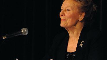 &Barbara Po?omska w Teatrze Powszechnym