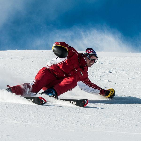 Ekstremalnie na nartach
