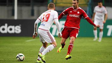 Tomasz Cywka i Piotr Brożek. Mecz Gwiazdy dla Białej Gwiazdy.