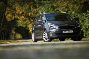 Kia Carens 1.7 CRDi XL - Test