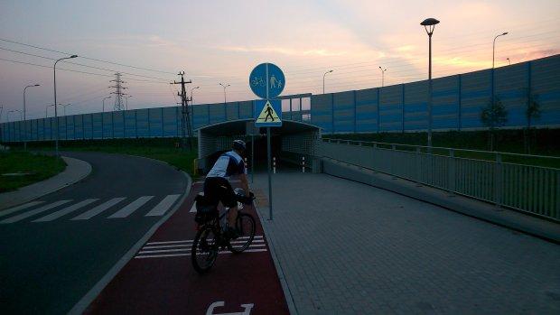 rowerowa infrastruktura w Gdańsku