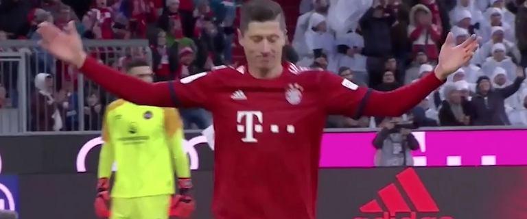 Robert Lewandowski bohaterem! Skrót meczu Bayern - Nuernberg 3:0