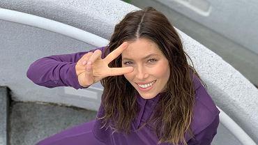 Jessica Biel - treningi