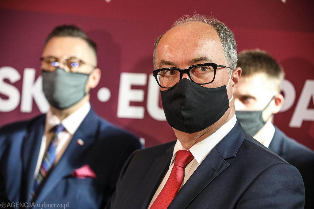 Kielce, 3 października 2020. Regionalny Kongres Lewicy