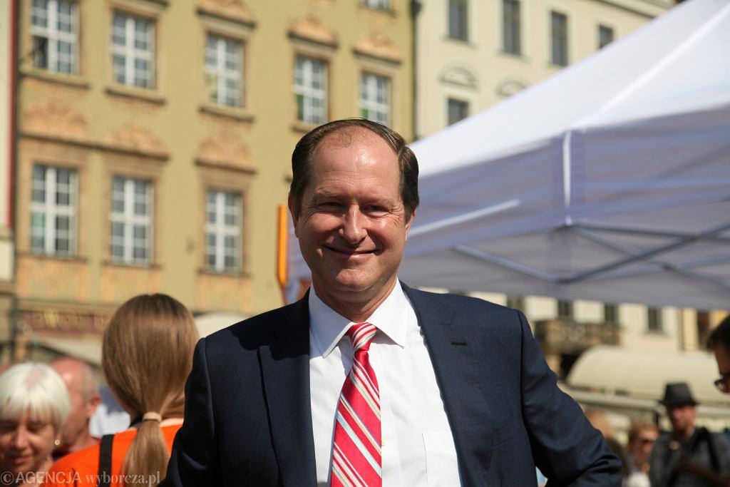 Mark Brzezinski, nowo mianowany ambasador USA w Polsce