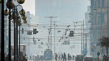 Smog we Wrocławiu jest widoczny gołym okiem