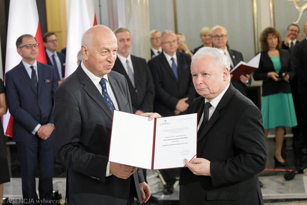 /Zaswiadczenia dla poslow IX Kasewncji w Sejmie
