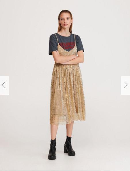 5 najmodniejszych sukienek marki Reserved