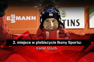 Ikona Sportu 2018 - Kamil Stoch