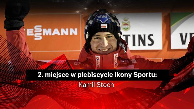 Kamil Stoch 2. w plebiscycie Ikony Sportu