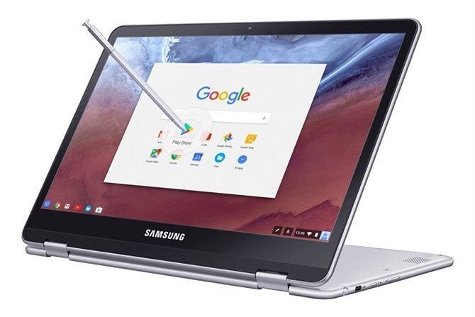 Samsung zaprezentował Chromebooka Plus i Chromebooka Pro