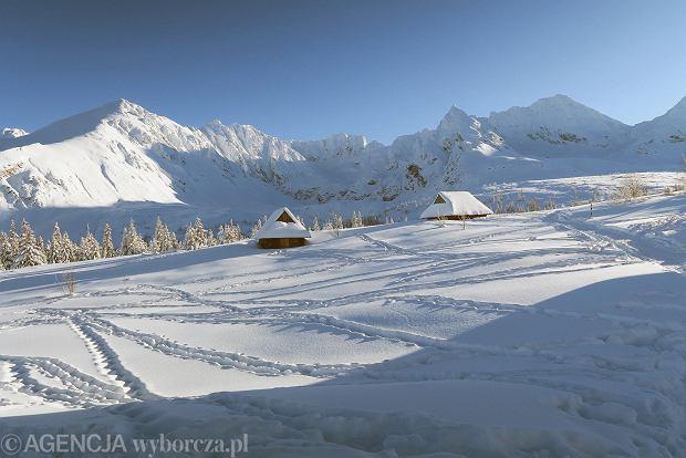 Zdjęcie numer 46 w galerii - Słońce, śnieg i szczyty. Piękna pogoda w Tatrach, zachwycające widoki