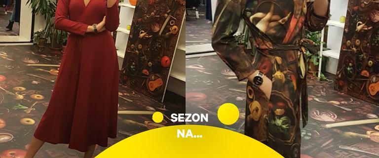 """Z cyklu """"SEZON NA"""". Wybieram TOP sukienki polskiej marki Risk Made in Warsaw"""