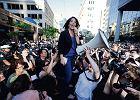 Naomi Klein: Im bardziej Trump zdesperowany, tym bardziej niebezpieczny