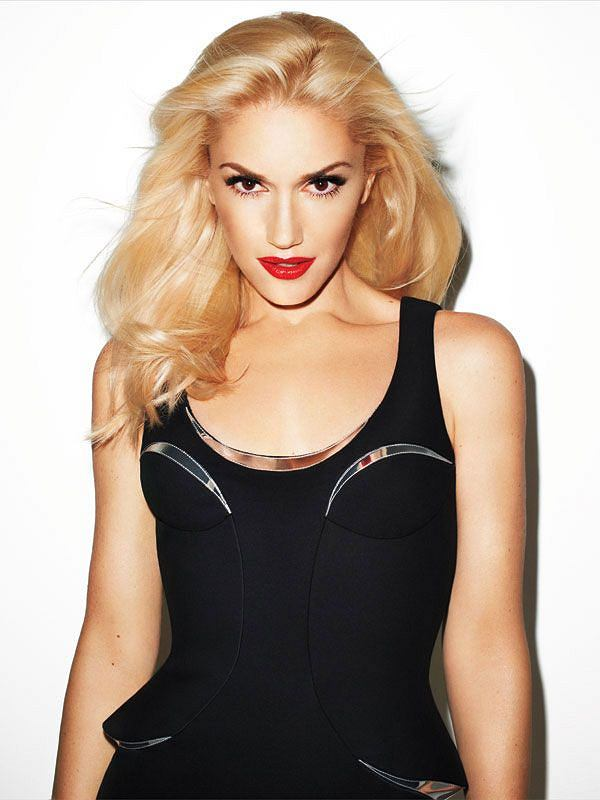 Gwen Stefani w Harper's Bazaar