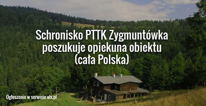 fot. Schronisko PTTK Zygmuntówka