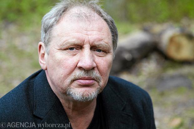 Andrzej Grabowski w 2012 roku (fot. Albert Zawada / Agencja Gazeta)