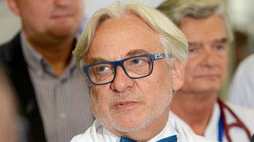 Minister Wojciech Maksymowicz