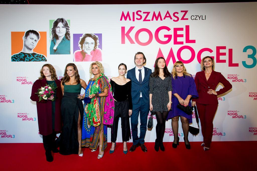 'Miszmasz czyli Kogel Mogel 3' Premiera