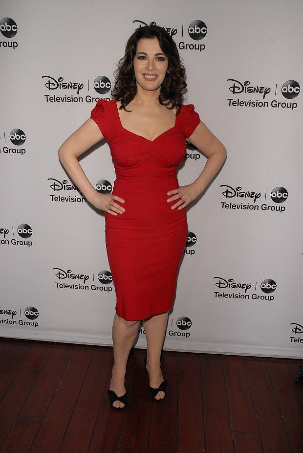 Nigella Lawson at the Disney ABC Television Group 2013 TCA Winter Press Tour, Langham Huntington Hotel, Pasadena, CA 01-10-13 David Edwards/DailyCeleb.com 818-249-4998