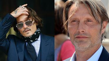 Johnny Depp/Mads Mikkelsen