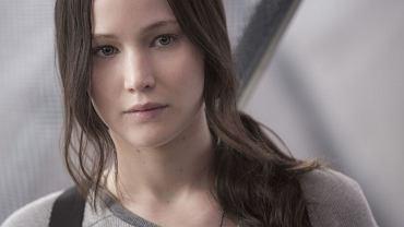 """Jennifer Lawrence jako Katniss Everdeen w """"Igrzyskach śmierci"""""""