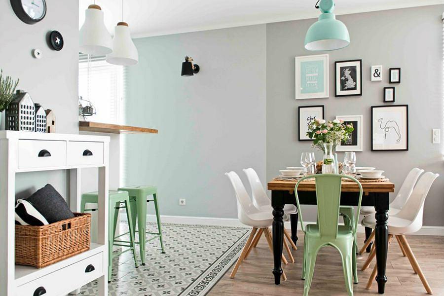 Krzesła i hokery inspirowane projektem Tolix [TREND]