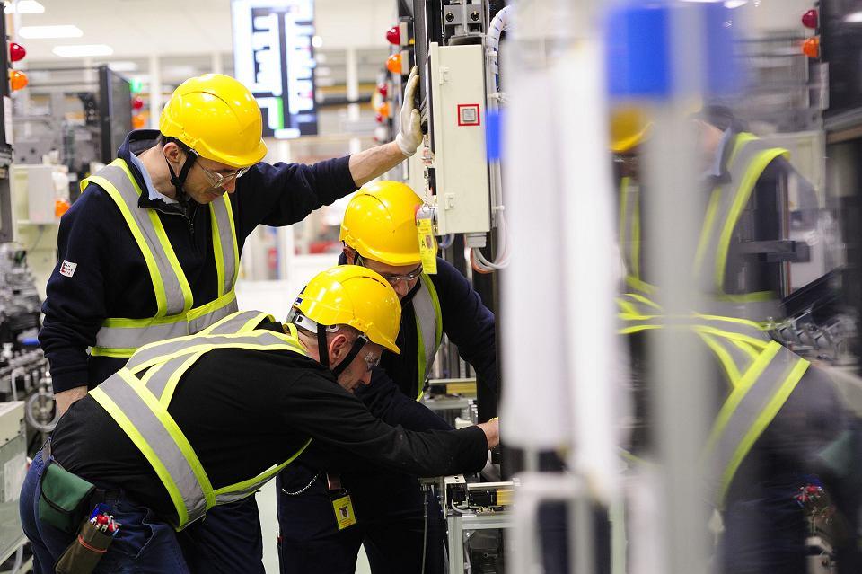 Fabryka Toyoty w Wałbrzychu poszukuje nowych pracowników