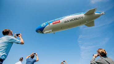 Zeppelin NT - największy sterowiec na świecie