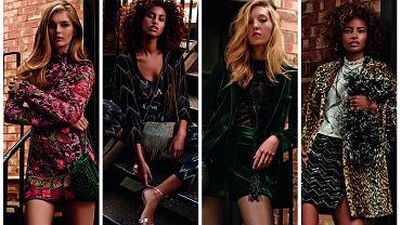 Topshop Holiday (modelki: Aneta Pająk, Imaan Hammam, Ella Richards, Malaika Firth)