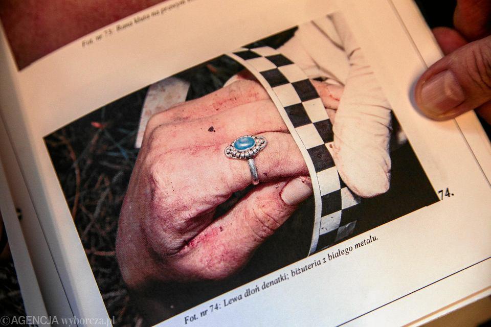 Zamordowana Jowita miała na palcu metalowy pierścionek z zielonym oczkiem