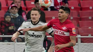 Legia Warszawa sprawiła sensację po golu w 91. minucie! Spartak Moskwa w szoku