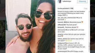 Jak taki przystojniak mógł ją poślubić? Lawina negatywnych komentarzy pod zdjęciami pary z podróży poślubnej