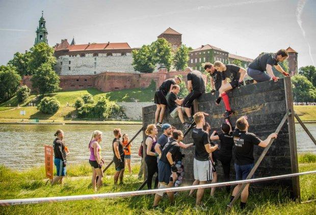 Men Expert Survival Race w Krakowie