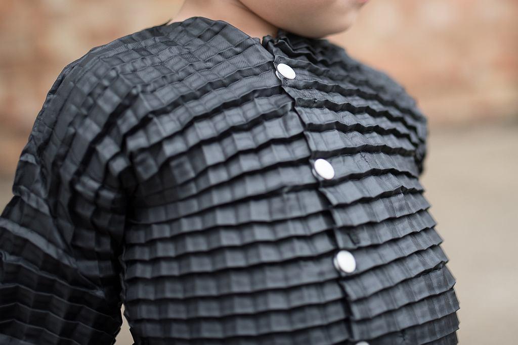 Ubranie, które rośnie razem z dzieckiem, ma przede wszystkim ułatwić życie rodzicom.