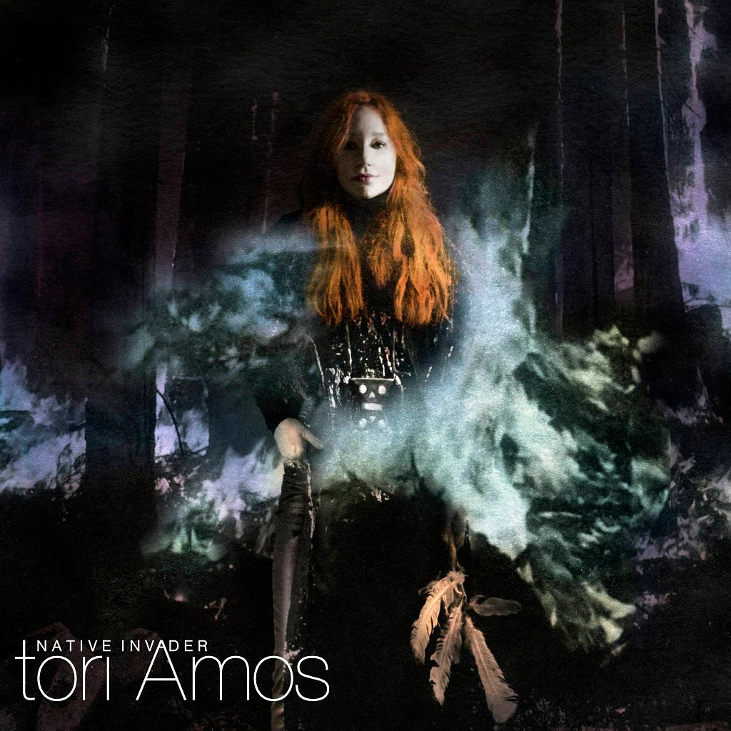 TORI AMOS, NATIVE INVADER, Decca Records /