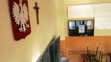 Religia w szkole (sala lekcyjna - zdjęcie ilustracyjne)