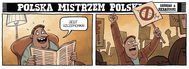 Zdjęcie numer 20 w galerii - Polska mistrzem Polski