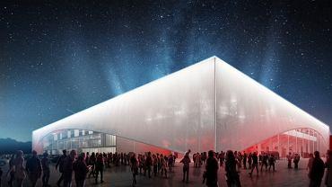 Nowy stadion Odry Opole