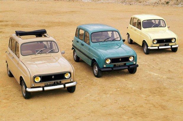 Renault 4 TL, Safari i L