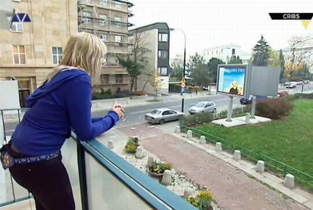 Maria Sadowska - mieszkanie
