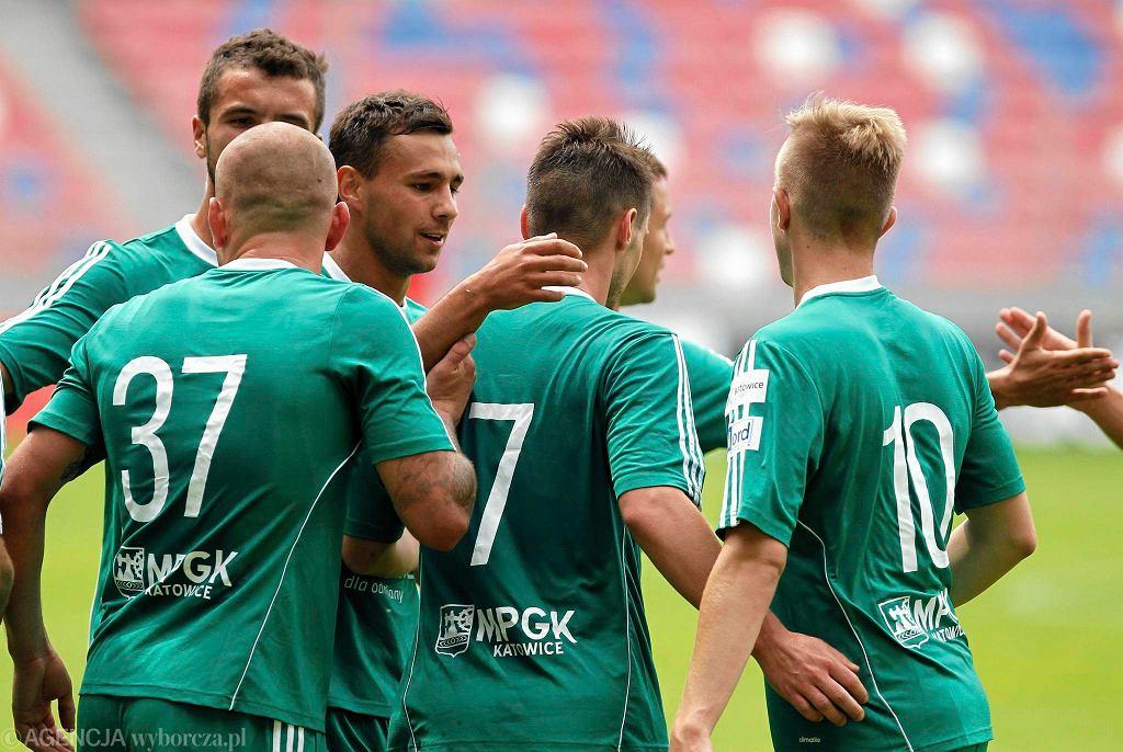 Zabrze. Górnik - GKS Katowice 3:1
