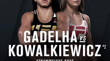 Kowalkiewicz vs Gadelha