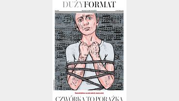 Okładka 'Dużego Formatu', 27.01.2020
