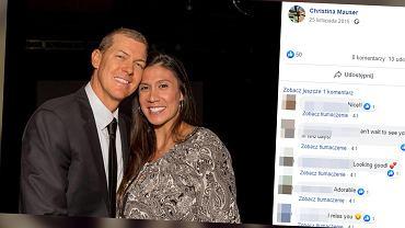 Christina Mauser była asystentką trenera drużyny, w której grała córka Kobego Bryanta