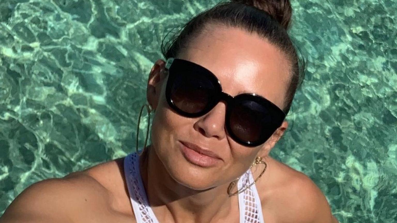 Kinga Rusin wróciła na Instagram po tygodniach nieobecności. Pracuje na wyspie: