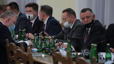 Posiedzenie komisji sejmowych w sprawie Funduszu Sprawiedliwosci