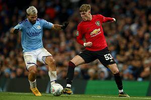United wygrał w derbach Manchesteru, ale to City zagra w finale Pucharu Ligi Angielskiej!
